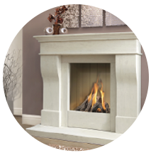 Marble & Stone Fireplaces